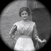 thumbnail of old black and white photo of a woman